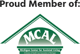 Proud Member of the Michigan Assisted Living Association